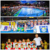 Abertura do Campeonato Forquilhense de Futsal Boca Juniors Goleia Morro da Velha