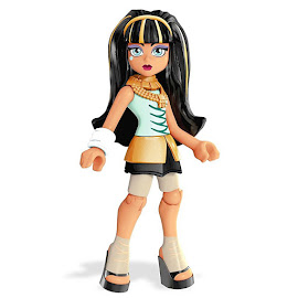MH Clawesome Carnival Cleo de Nile Mega Blocks Figure