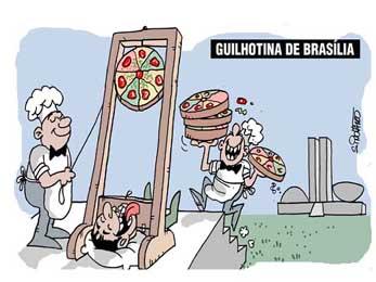 Resultado de imagem para tudo acaba em pizza