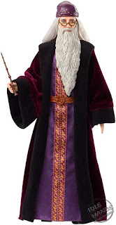 Mattel Harry Potter Doll Line Professor Albus Dumbledore