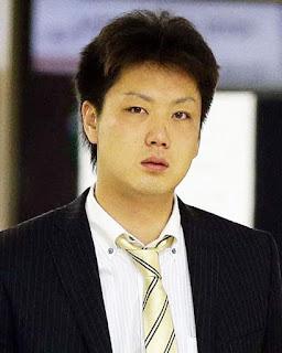 笠原将生容疑者(写真は2013年5月24日)