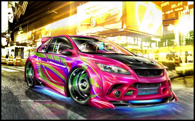 Wallpaper Mobil Sport Modifikasi Hd  Ottomania86
