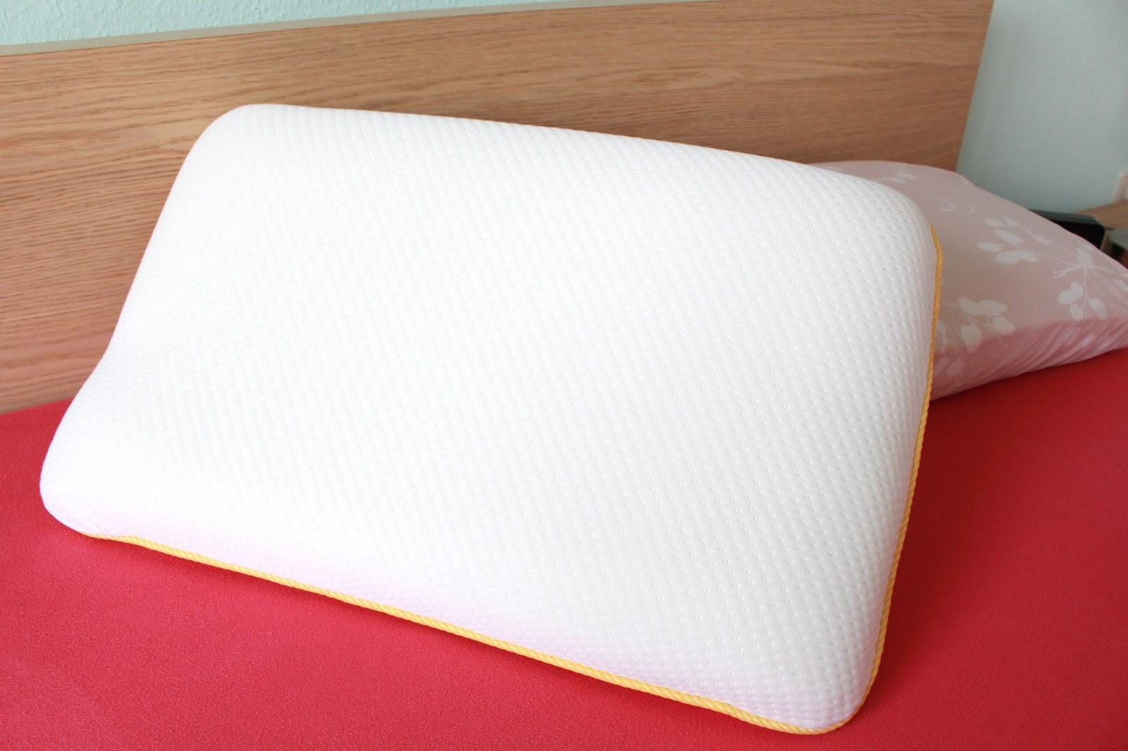 besser schlafen mit den kissen von eve lullabees. Black Bedroom Furniture Sets. Home Design Ideas