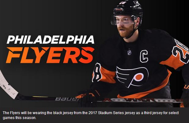 fbf2a577b While the Flyers might have one game s worth of history with this jersey