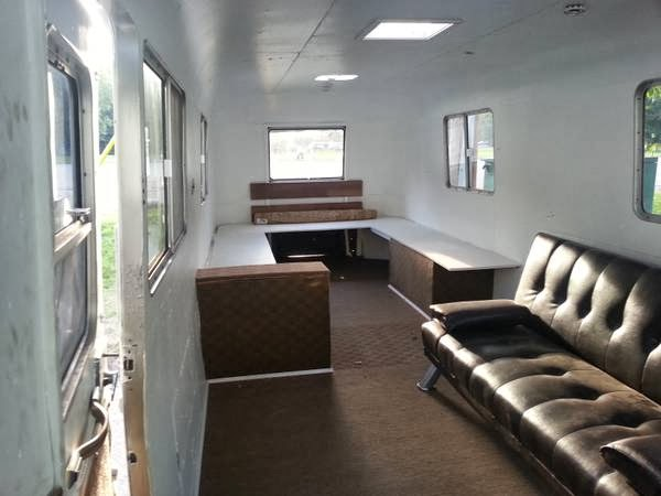 Mercedes Benz Rv >> Used RVs 1975 Chevy Revcon RV For Sale by Owner