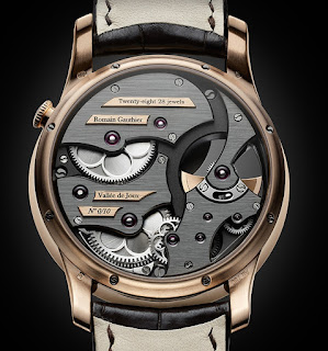 Romain Gauthier Mouvement Insight Micro-Rotor
