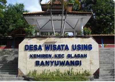 Tourism Wisata Dan Kuliner Desa Wisata Osing Banyuwangi