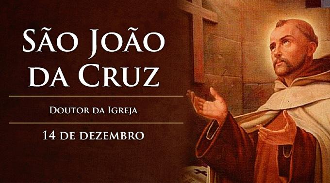 Resultado de imagem para São João da Cruz, Presbítero e Doutor da Igreja