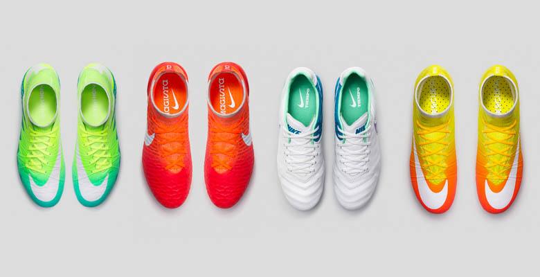 Nike lanza un pack de botines exclusivo para mujeres