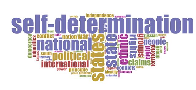 Resultat d'imatges de human right of self determination