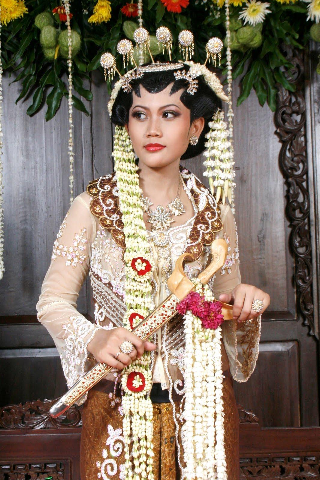 Foto Pengantin Jawa  Album Wedding