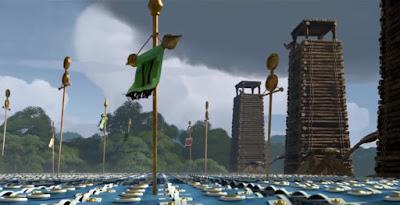 Astérix: La residencia de los dioses - Astérix y Obélix - Cine y Cómic - el fancine - el troblogdita - el gastrónomo - Estofado de jabalí - Publicidad - IAA-Spain - ADECEC - ÁlvaroGP - Álvaro García