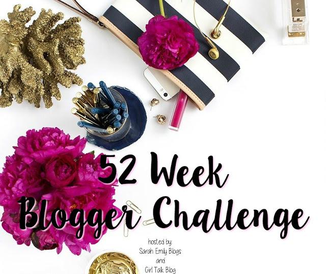 blogger challenge writer challenge