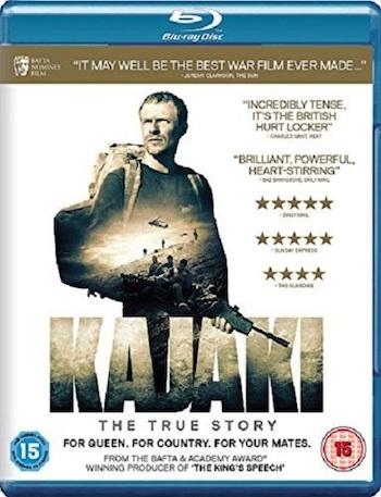 Kajaki (2014) 720p BluRay x265 600MB