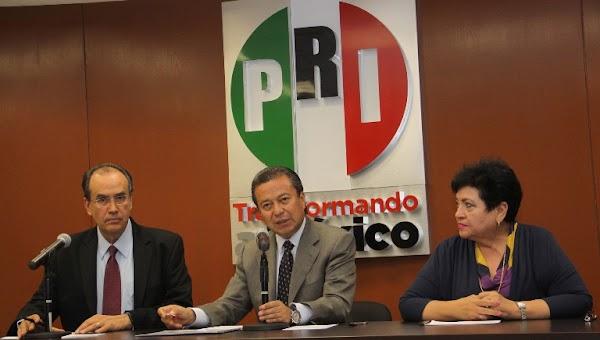 En el PRI sugieren que financiamiento de Morena proviene del narco, piden investigar