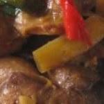 Kuliner Indonesia - Ayam Tumis Mas Edi