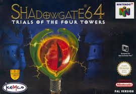 Roms de Nintendo 64 Shadowgate 64 Trials of The Four Towers (Español)  ESPAÑOL descarga directa