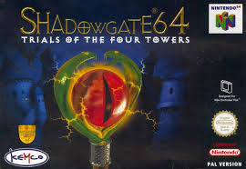 Shadowgate 64 Trials of The Four Towers (Español)  en ESPAÑOL descarga directa