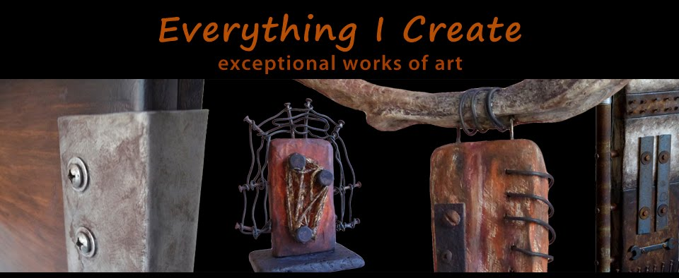 Everything I Create - Woodworking Tutorials, Woodworking Projects and Sculpture