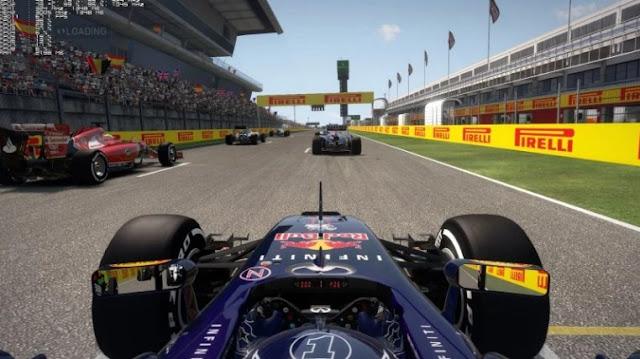 F1 2016 Apk Data