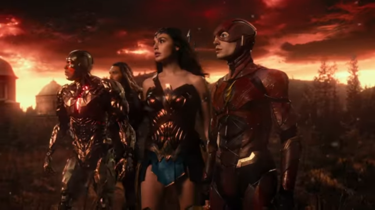 """Justice League : Gary Clark Release """"Come Together"""" Official Video."""