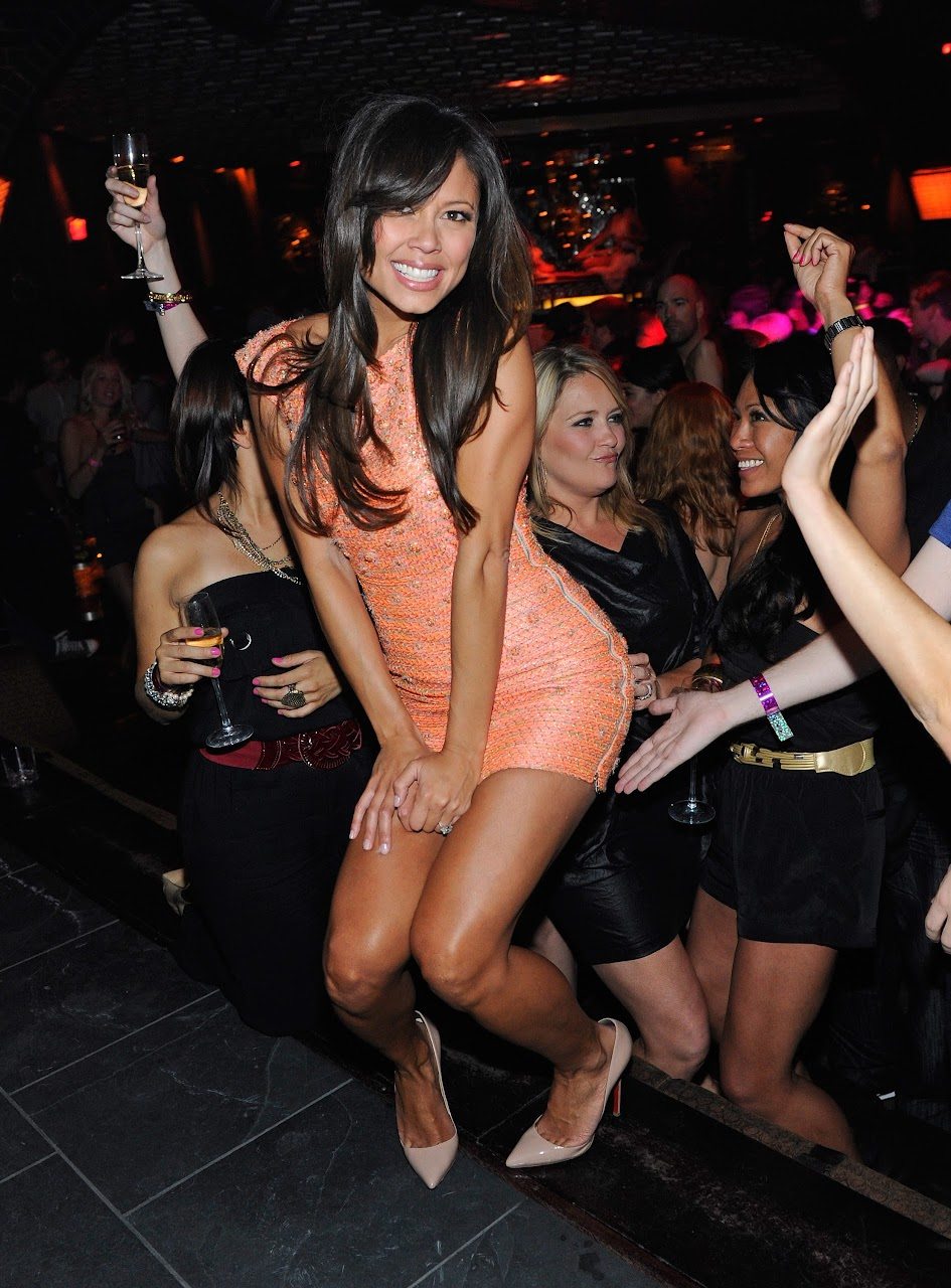 Vanessa Minnillo's Las Vegas Bachelorette Party