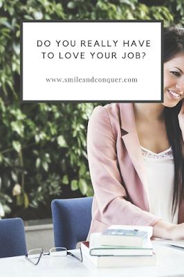 The Concept of a Dream Job