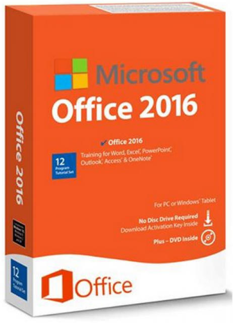 Microsoft Office 2016 (32 and 64 bit) Free Download Full