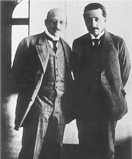 Haber and Einstein