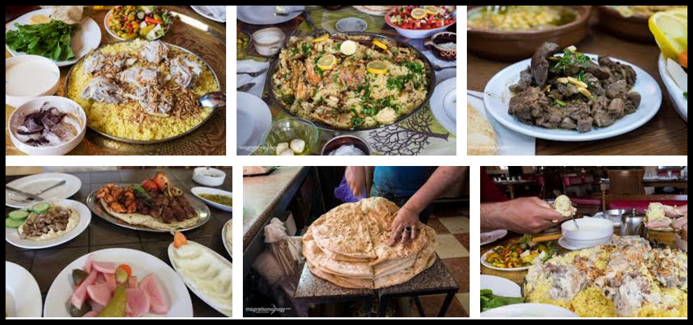 Eat jordan s t r a v a g a n z a get to know the heart of jordan through your stomach from mezze to lamb with tangy yoghurt youll find eating here is a discovery about the values of fandeluxe Images