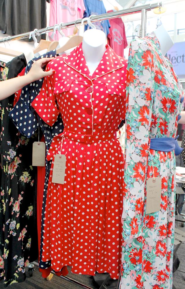 Seamstress of Bloomsbury Vanessa dress