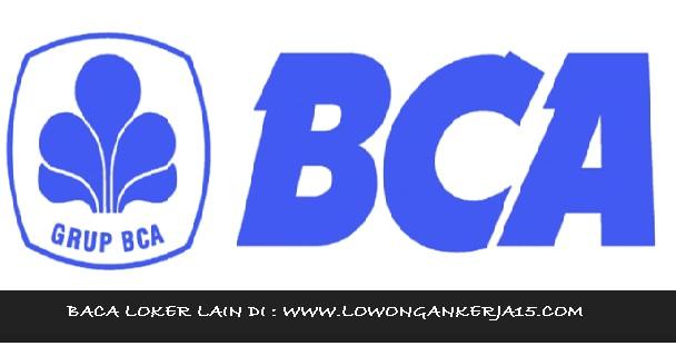 Lowongan Kerja Staf Strategic Management Bank BCA