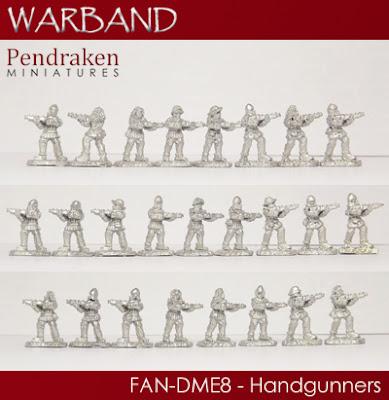 FAN-DME8   25 x Handgunners