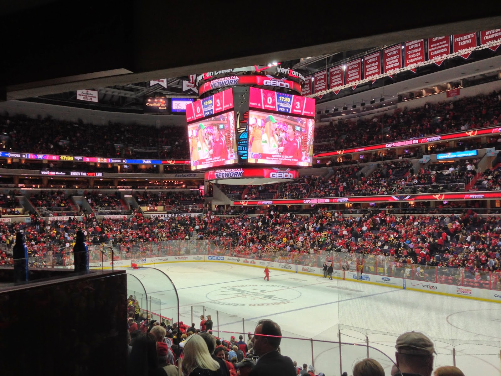 Verizon Center Luxury Suites For Sale, Single Game Rentals, Sports, Concerts