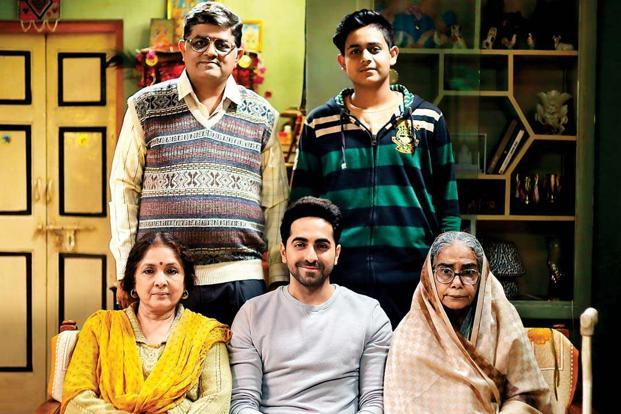 Movie review: Badhaai Ho debunks age-old taboos
