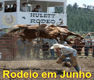 Rodeio em Junho | Agenda Completa