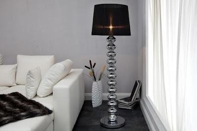 moderný nábytok Reaction, stojanové lampy, stojanové svietidlá