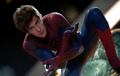 """""""Новый Человек-паук""""  2012 г.  реж. Марк Уэбб"""