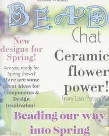 Bead Chat March 2013 Feature