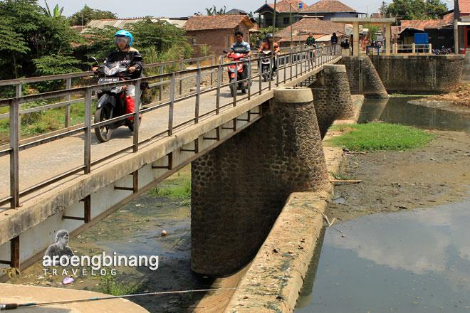 bendungan jembatan tambak lulang ploso kudus