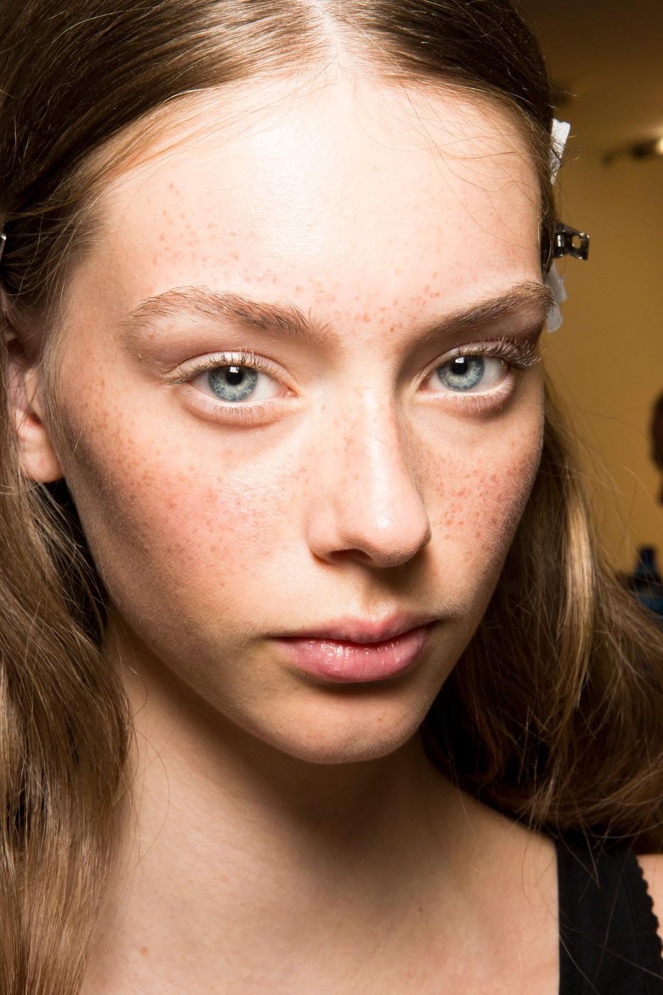 Лорен де Грааф - модель с ангельской внешностью родом из страны цветов - Нидерландов