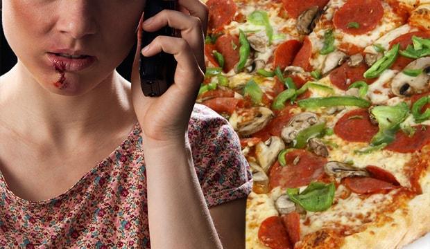 dialogue en français pour commander une pizza
