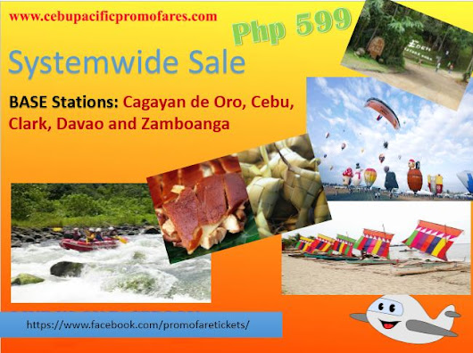 Php 599 Promo Fare for Independence Day!