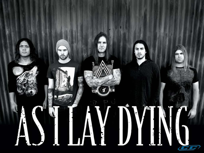 As I Lay Dying - Decas 2011 biography and history