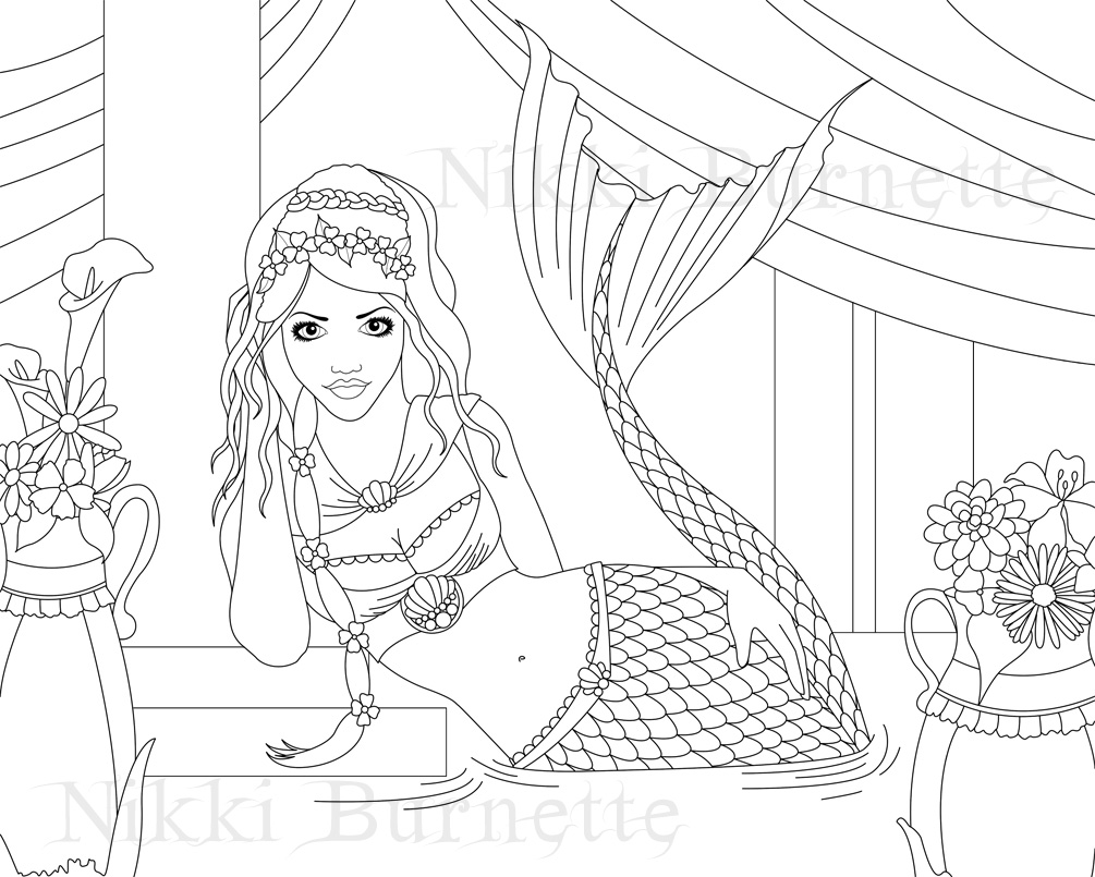 Fantasy Coloring Pages for Adults Gallery Coloring Sheets Books ... | 805x1005