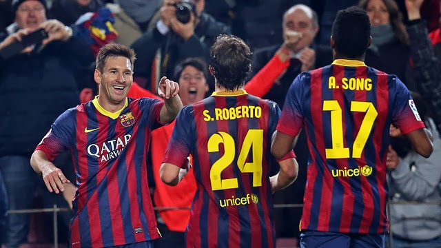 Ver Getafe vs Barcelona en Vivo