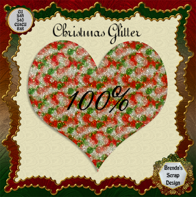 Christmas Glitter Blog Freebie_CU4CU