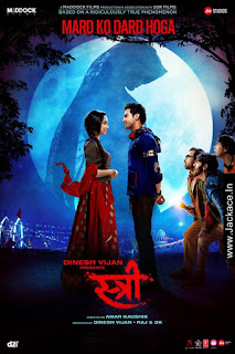 Stree First Look Poster 1