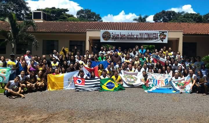 XVI CONJUFRA em Campo Grande/MS 2016
