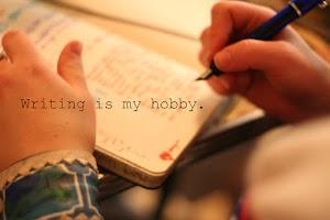 Ikatlah Ilmu Dengan Menuliskannya Di Blog